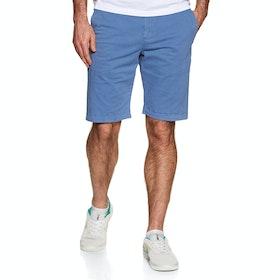 Superdry International Chino Short Shorts - Neptune Blue