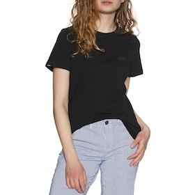 Superdry Orange Label Elite Crew Womens Short Sleeve T-Shirt - Black