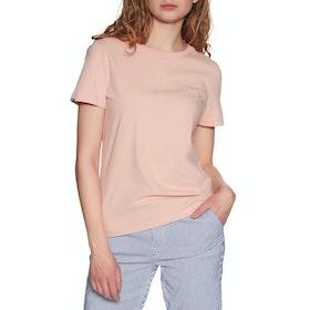 Superdry Orange Label Elite Crew Womens Short Sleeve T-Shirt - Dusty Pink