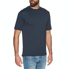 Oliver Sweeney Palmela Herren Kurzarm-T-Shirt - Dark Navy