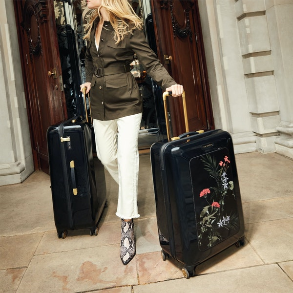 Ted Baker Take Flight Large Women's Luggage
