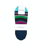 Paul Smith No Show 3pck Socks