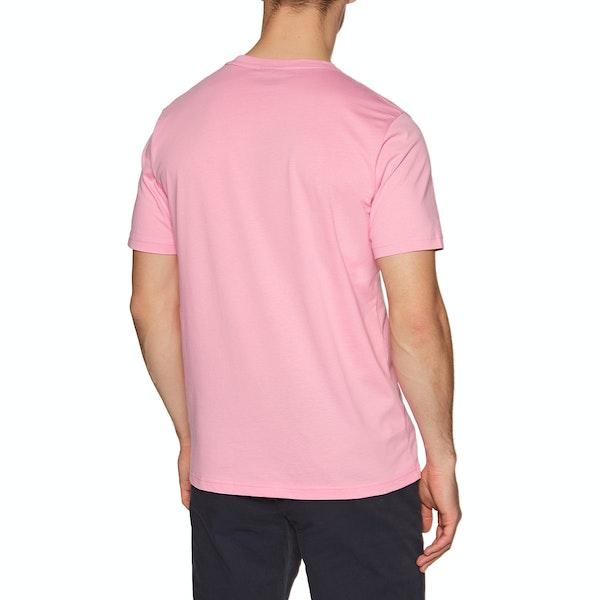 Paul Smith Reg Fit Zebra T-Shirt Korte Mouwen