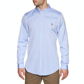 Paul Smith Tailored Shirt - Blue