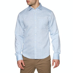 Oliver Sweeney Christow Men's Shirt - Pale Blue