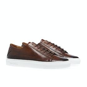Oliver Sweeney Osimo Shoes - Dark Tan