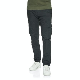 Superdry Core Cargo Pants - Washed Black