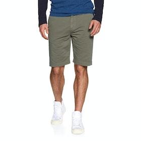 Superdry International Chino Short Shorts - Dusty Olive
