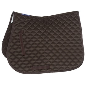 Derby House Classic Saddlepads - Brown