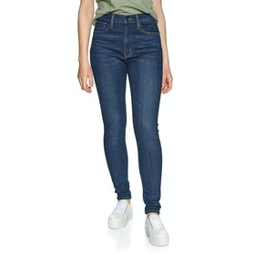 Jeans Donna Levi's Mile High Super Skinny - Catch Me Outside