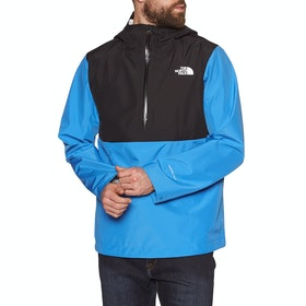 North Face Arque Futurelight , Jakke - Clear Lake Blue TNF Black