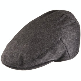 Czapka z daszkiem Christys Hats Cashmere - Grey Mix
