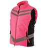 Equisafety Quilted Ladies Reflective Waistcoat