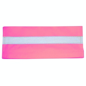 Equisafety Nose Reflecterend Bandje - Pink