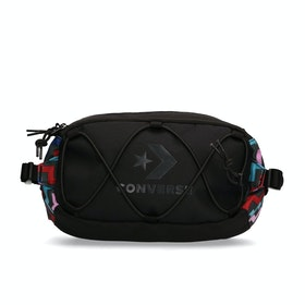 Converse Color Voltage Swap Out Fast Pack Bum Bag - Black
