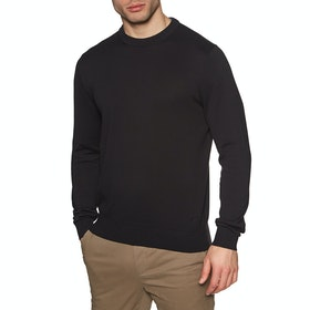 Paul Smith Crew Neck Sweater - Black