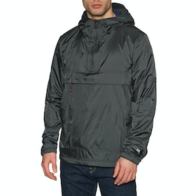 Paul Smith Overhead Hooded Jacket - Charcoal