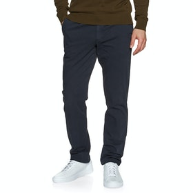 Paul Smith Mid Fit Chino Men's Trousers - Dark Navy