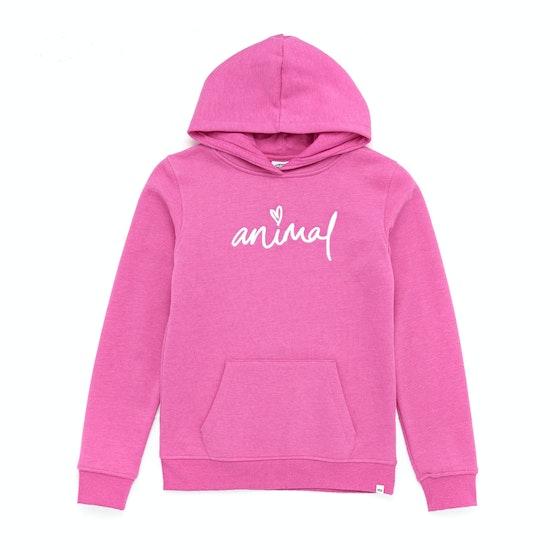 Animal Rachelle Girls Pullover Hoody