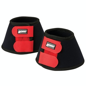 Roma Neoprene II Bell Springglocke - Black Bright Red