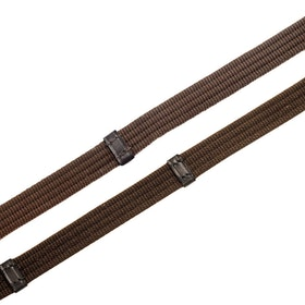 Hy Continental Reins - Brown
