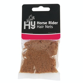 Hy Standard Weight Hairnet - Light Brown