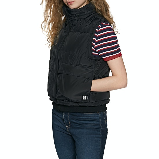 Superdry Essentials Padded Womens ボディーウォーマー
