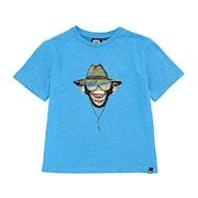 Animal Hangloose Boys Short Sleeve T-Shirt