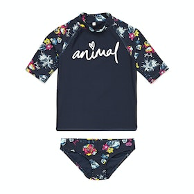 Rashguard Animal Paddle - Indigo Blue