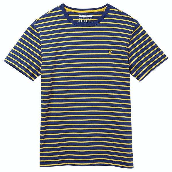 T-Shirt a Manica Corta Joules Boathouse