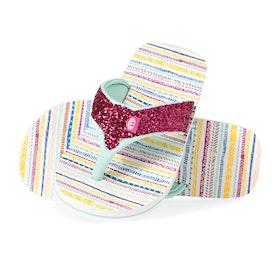 Animal Swish Glitz Sandals - Multicolour