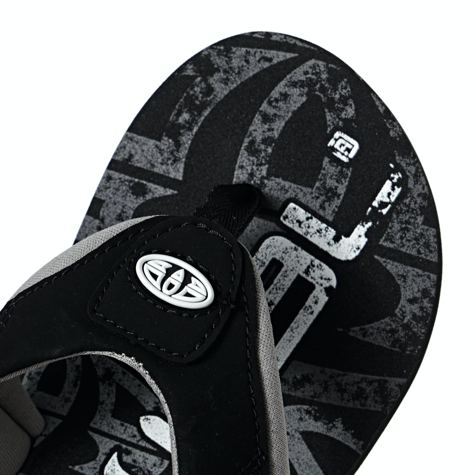 Animal Jekyl Logo Boys Sandals