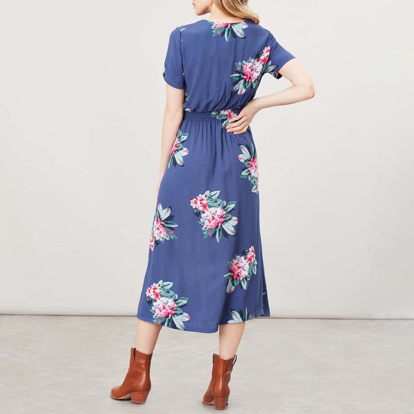 Joules Callie Print Dress