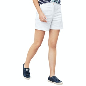 Joules Cruise Women's Shorts - Bright White