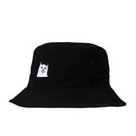 Rip N Dip Lord Nermal Bucket Hat - Black