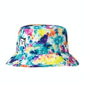 Rip N Dip Lord Nermal Bucket Hat - Tie Dye