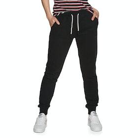 Superdry Orange Label Elite Womens Jogging Pants - Black