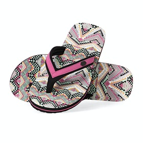 Sandales Animal Swish Slim AOP - Multicolour