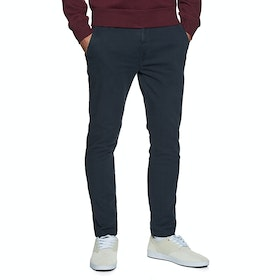 Levi's XX Slim II Chino Hose - Baltic Navy Shady Ccu B