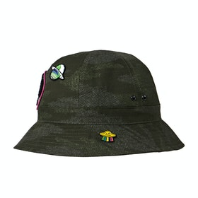 Paul Smith Camo Bucket Hat - Mitgr