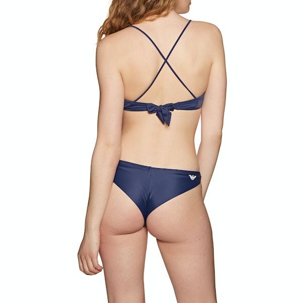 Emporio Armani Classic Knit Damen Bikini