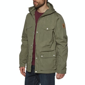 Coupe-vent Fjallraven Greenland - Green