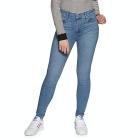 Levi's 720 High Rise Super Skinny Womens Jeans - Velocity Squared