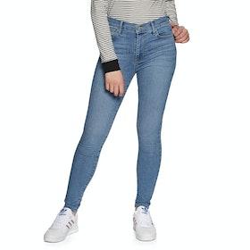 Jeans Femme Levi's 720 High Rise Super Skinny - Velocity Squared