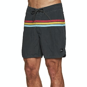 Rip Curl Claws 18in Boardshorts - Black