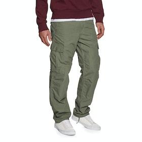 Pantalon Cargo Carhartt Regular - Dollar Green Rinsed