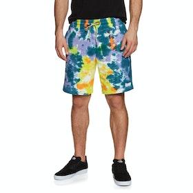 Rip N Dip Peek A Nerm Tie Dye Shorts - Multi