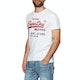 Superdry Vintage Logo Fade Short Sleeve T-Shirt