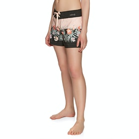 Boardshort Femme Animal Faren - Multicolour