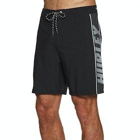 Boardshort Hurley Phantom Fastlane 18' - Black